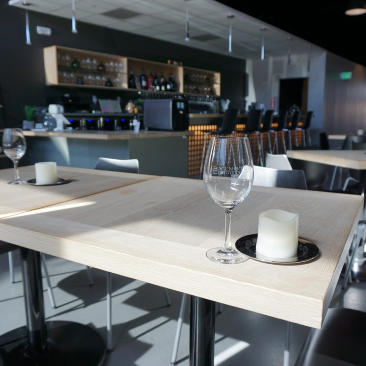 Our contemporary and conveniently located Los Altos Tasting Room